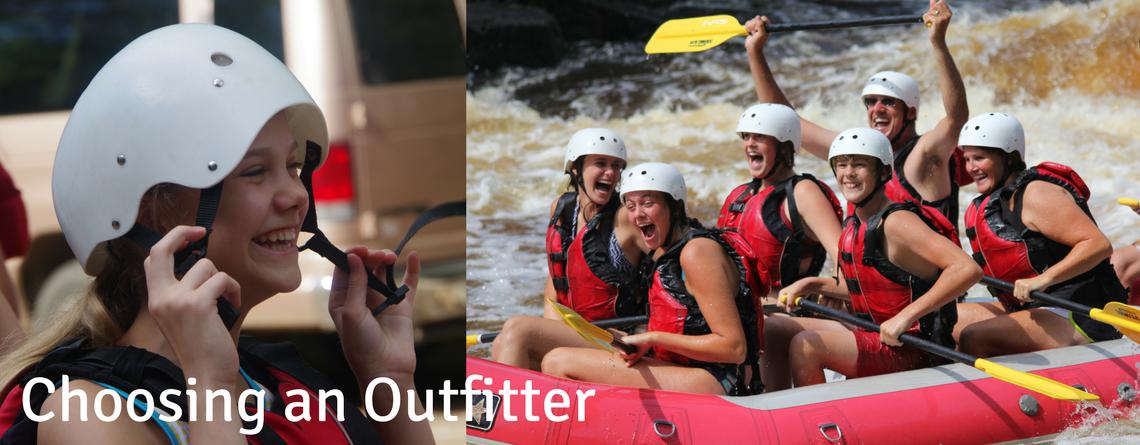 Choosing an Outfitter